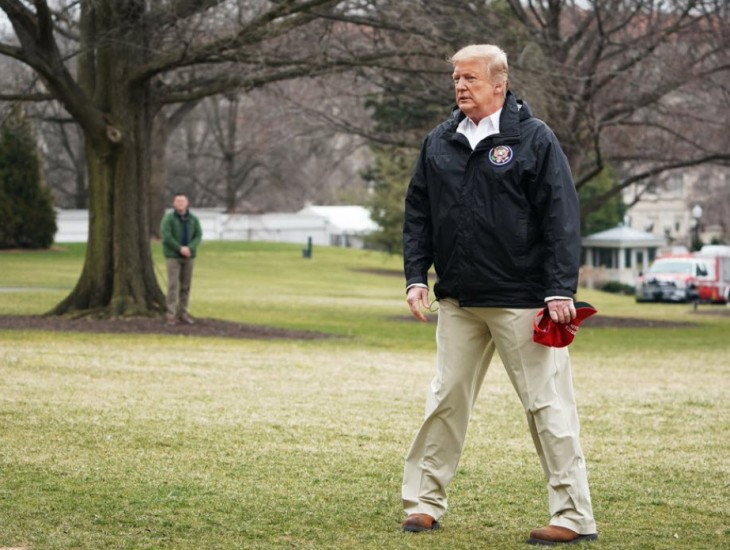 Trump has poopy pants